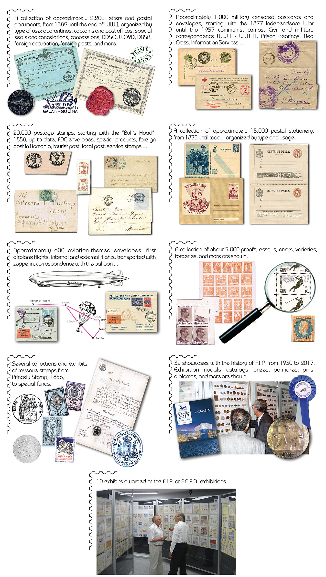 Romanian-Philatelic-Collection-Bucharest